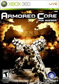 Rent Armored Core: For Answer for Xbox 360