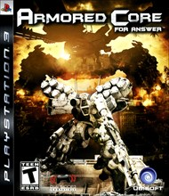 Rent Armored Core: For Answer for PS3