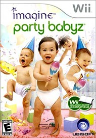 Rent Imagine: Party Babyz for Wii
