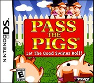 Rent Pass the Pigs for DS