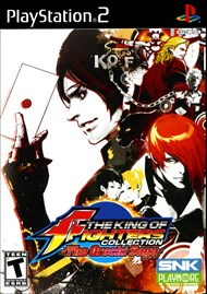 Rent King of Fighters Collection: The Orochi Saga for PS2