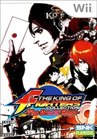 Rent King of Fighters Collection: The Orochi Saga for Wii