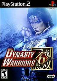 Rent Dynasty Warriors 6 for PS2