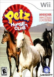 Rent Petz: Horsez Club for Wii