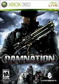 Rent Damnation for Xbox 360