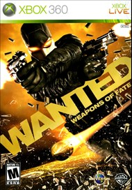 Rent Wanted: Weapons of Fate for Xbox 360