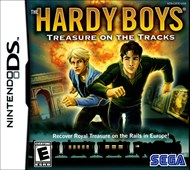 Rent Hardy Boys: Treasure on the Track for DS