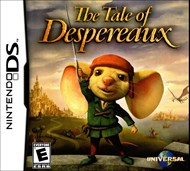 Rent Tale of Despereaux for DS