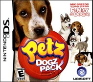 Rent Petz Dogz Pack for DS