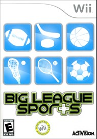 Rent Big League Sports for Wii
