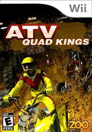 Rent ATV Quad Kings for Wii
