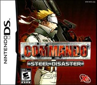 Rent Commando: Steel Disaster for DS
