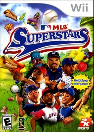 Rent MLB Superstars for Wii