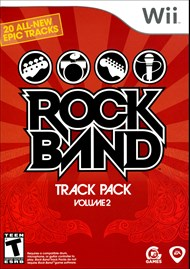 Rent Rock Band Track Pack: Volume 2 for Wii