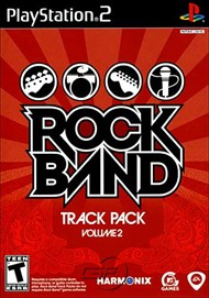 Rent Rock Band Track Pack: Volume 2 for PS2