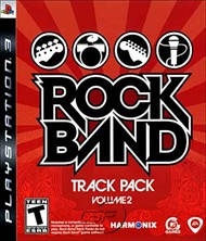 Rent Rock Band Track Pack: Volume 2 for PS3