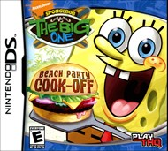 Rent SpongeBob vs. The Big One: Beach Party Cook Off for DS