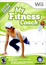 Rent My Fitness Coach for Wii