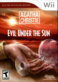 Rent Agatha Christie: Evil under the Sun for Wii