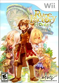 Rent Rune Factory: Frontier for Wii