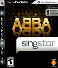 Rent Singstar ABBA for PS3