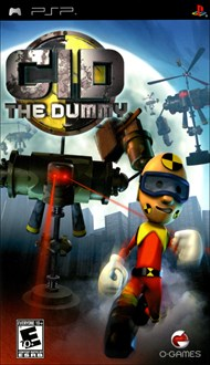 Rent CID the Dummy for PSP Games