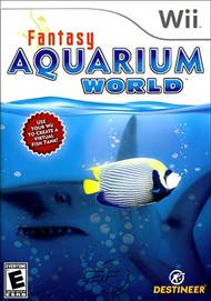 Rent Fantasy Aquarium World for Wii