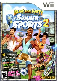 Rent Summer Sports 2 for Wii
