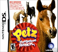 Rent Petz: Horseshoe Ranch for DS