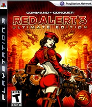 Rent Command & Conquer: Red Alert 3 for PS3