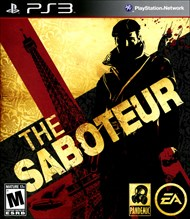 Rent Saboteur for PS3