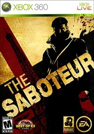Rent Saboteur for Xbox 360