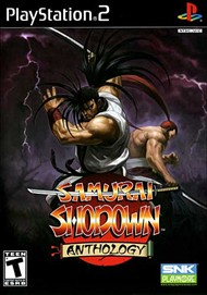 Rent Samurai Shodown Anthology for PS2