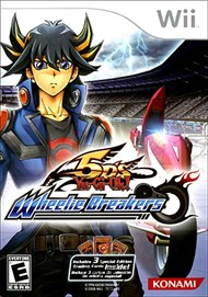 Rent Yu-Gi-Oh! 5D's Wheelie Breaker for Wii