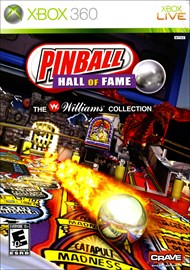 Rent Pinball Hall of Fame: Williams Collection for Xbox 360