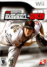 Rent Major League Baseball 2K9 for Wii