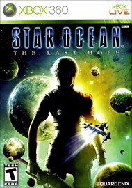 Rent Star Ocean: The Last Hope for Xbox 360