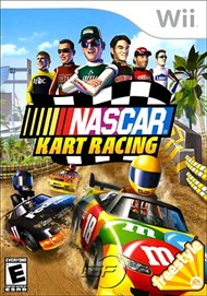 Rent NASCAR Kart Racing for Wii