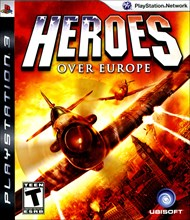 Rent Heroes Over Europe for PS3