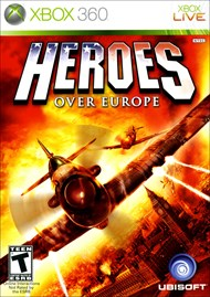 Rent Heroes Over Europe for Xbox 360