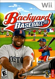 Rent Backyard Baseball 2010 for Wii
