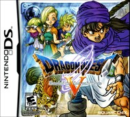 Rent Dragon Quest V: Hand of the Heavenly Bride for DS