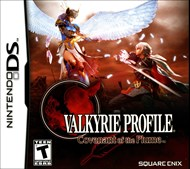 Rent Valkyrie Profile: Covenant of the Plume for DS