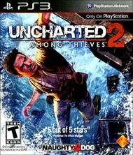 Rent Uncharted 2: Among Thieves for PS3