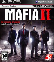 Rent Mafia II for PS3