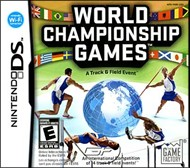 Rent World Championship Games: A Track & Field Event for DS