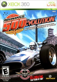 Rent Indianapolis 500 Evolution for Xbox 360