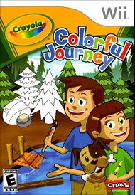 Rent Crayola Colorful Journey for Wii