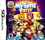 Rent MySims Party for DS