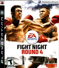 Rent Fight Night Round 4 for PS3